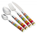 CAMPER SMILES 16PC CUTLERY SET
